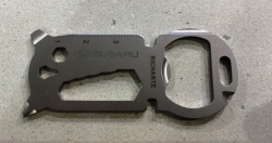 Subaru Key Tool 16+ von Richartz